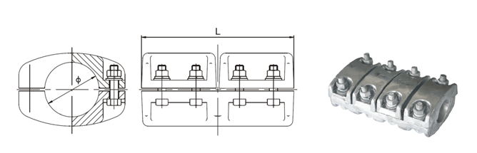 Substation Connectors