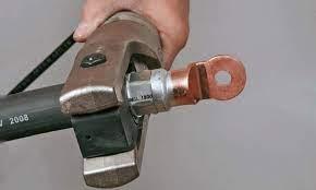 Installing Aluminum Lug