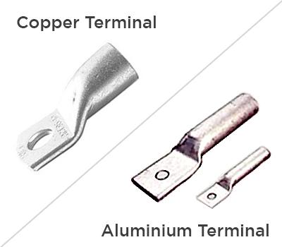 Aluminum Lug vs Copper Lug